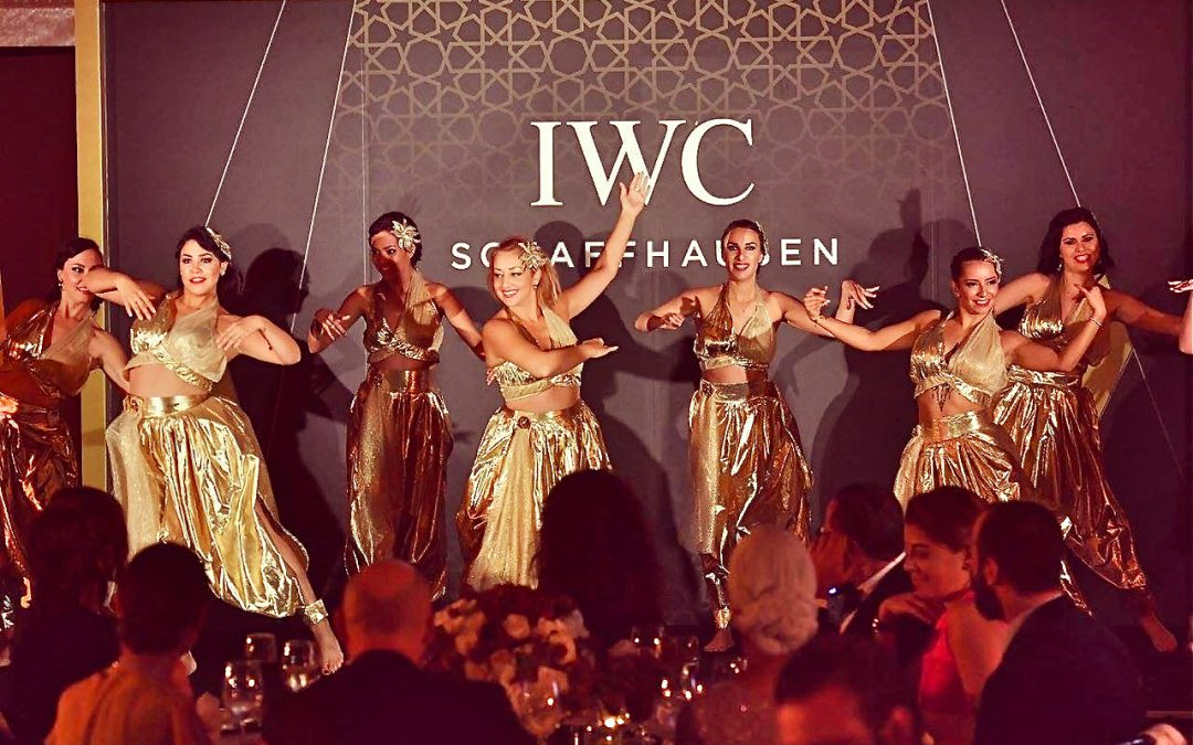 Bellydance Vintage FlashMob – IWC Dubai Royal Mirage
