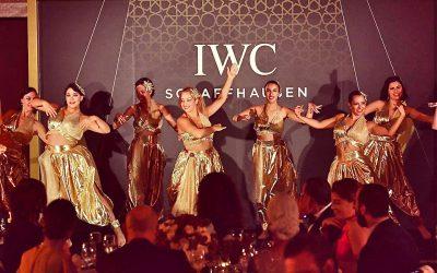 Bellydance Vintage FlashMob – IWC Dubai Royal Mirage